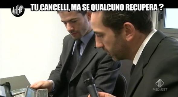 Perizia Informatica con Le Iene a Torino