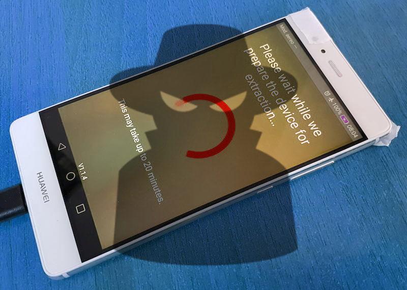 Bonifica telefonica antispy di cellulari e smartphone