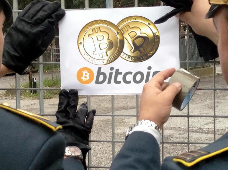 Sequestro giudiziario di Bitcoin e Criptovalute