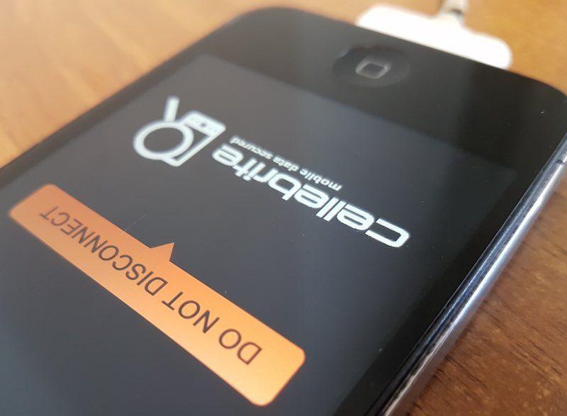 Copia conforme di smartphone a uso legale