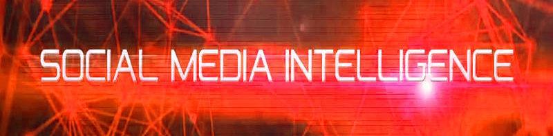 Social Media Intelligence - SOCMINT
