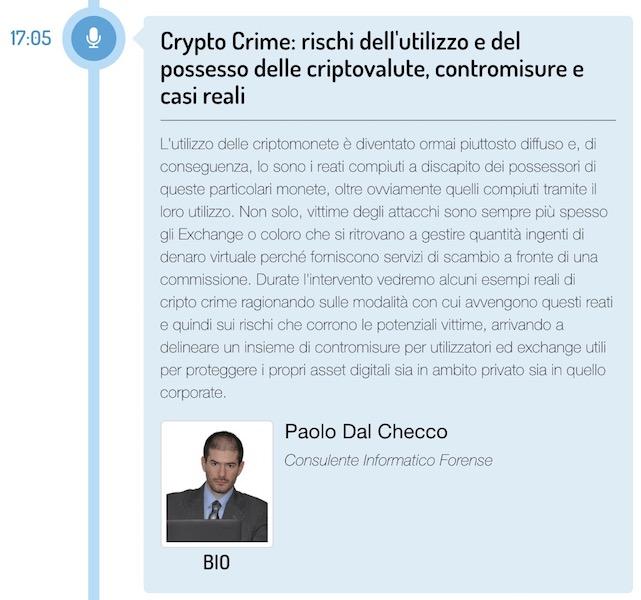 Crypto crime e rischi delle criptovalute