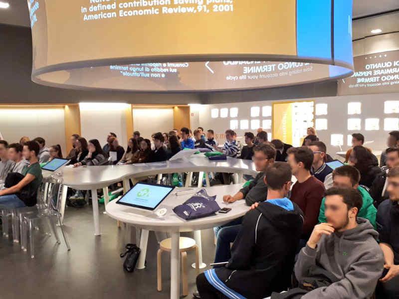 Campus Fuoriclasse della Scuola a Torino
