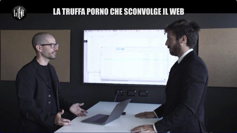Le Iene - Paolo Dal Checco e Niccolò De Devitiis