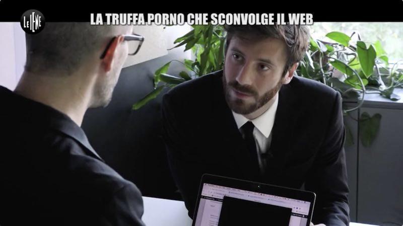 Le Iene - Truffa con ricatto in bitcoin per video porno su webcam