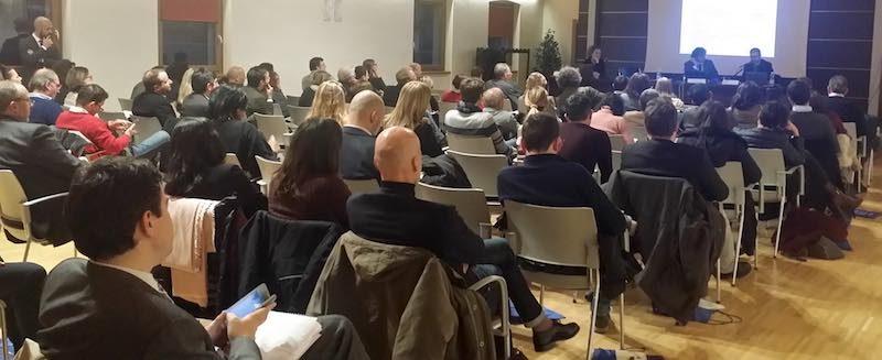Convegno a Rovereto, Ordine degli Avvocati di Rovereto, Bolzano e Trento