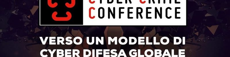 Cyber Crime Conference 2019 a Roma - Blockchain Security