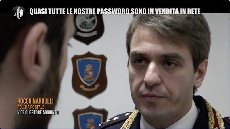 Rocco Nardulli a Le Iene