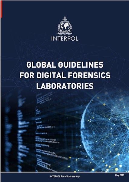 Linee guida per il laboratorio d'informatica forense