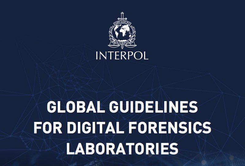 Linee guida Interpol per i laboratori di digital forensics