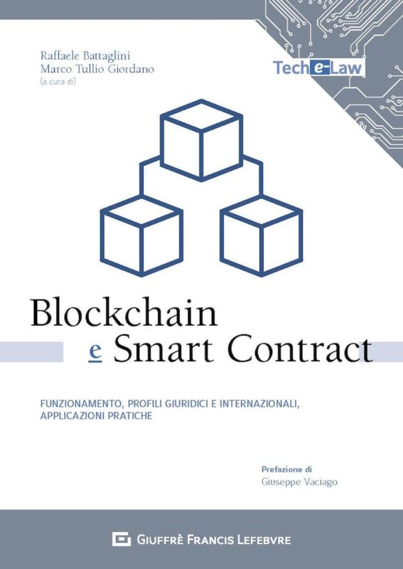 Blockchain e Smart Contract - Giuffré Francis Lefebvre