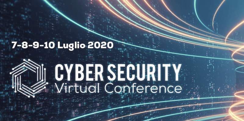 Cybersecurity Virtual Conference 2020