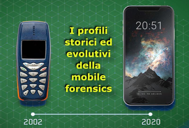 Perizie su Smartphone e Mobile Forensics per Università Europea di Roma