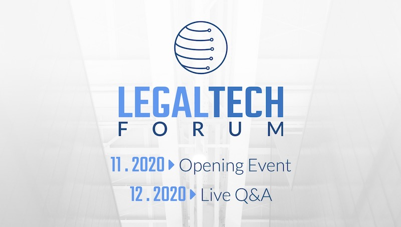 Legal Tech Forum 2020
