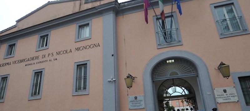 Scuola Internazionale di Alta Formazione per la Repressione ed il Contrasto al Crimine Organizzato di Caserta